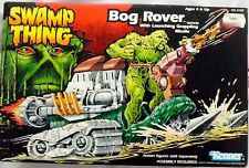 Kenner 1990 Very Rare SWAMP THING BOG ROVER with Box
