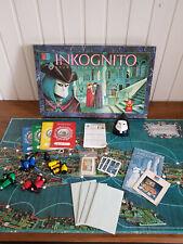 INKOGNITO | Spieleklassiker von MB | Spiel des Jahres 1988 | Gesellschaftsspiel