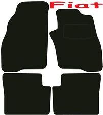 Qualità Su Misura Deluxe Tappetini auto Fiat Grande Punto 2006-2017 ** NERO **
