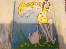 Angie Janice May Udry 1971 Dust Jacket First Edition