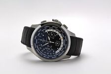 Girard Perregaux Chronograph Automatic World Time Traveller 49700-11-631-BB6B