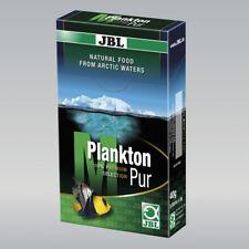 3 boîtes JBL PlanktonPur m5, 24 x 5 g Sparpack, pour grands poissons d'aquarium