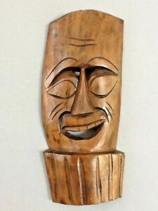 A Nice Hand Carved Wood Mask