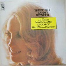 TAMMY WYNETTE - THE BEST OF TAMMY WYNETTE - LP