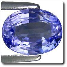 TANZANITA Azul. 1.09 cts. VVS. Tanzania, África