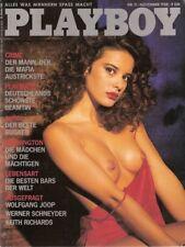 Playboy 11/88 November 1988 Washington Girls schönsteBeamtin Geburtstagsgeschenk