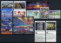 UNO Wien Jahrgang 1992 postfrisch MNH (UN17