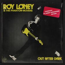 ROY LONEY & PHANTOM MOVERS: Out After Dark LP Sealed (sm splits in shrink)