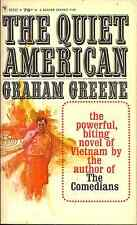 THE QUIET AMERICAN Graham Greene -  US CIA AGENT IN 1950S FRENCH VIETNAM WAR
