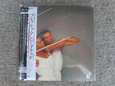 SHM SACD - Roxy Music - Flesh And Blood - UIGY-9671 Card Case New Sealed