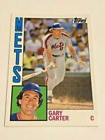 2012 Topps Archives Baseball Base Card #194 - Gary Carter - New York Mets