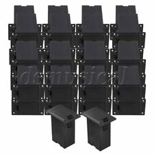 50 x ABS 9V Battery Holder/Case/Box for Guitar&Bass Pick Up