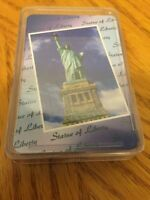 Statue Of Liberty New York City Deck Playing Cards  NIP