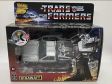 """Transformers Back to The Future 35 Gigawatt 5.5"""" Action Figure BTTF"""