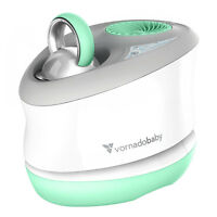 Vornadobaby Huey 32 Oz. 180 Sq. Ft. Evaporative Home Nursery Humidifier for Baby