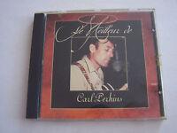 CD DE CARL PERKINS , LE MEILLEUR DE ... 14 TITRES . 1996 . BON ETAT .