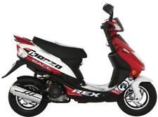 SPEEDY RECTO MONZA GY6 ROLLER ZNEN ZN 50 QT11G REX 50 25 45 km/h MOFA 50 ccm NEU
