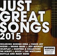 Just Great Songs 2015 [CD]