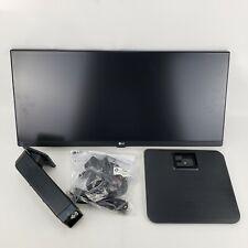 """LG 29UB55-B 2560 x 1080 29"""" LED-backlit Monitor 21:9 UltraWide"""