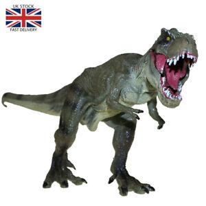 Jurassic World Park Tyrannosaurus Rex Dinosaur Model Plastic Action Figure Toy