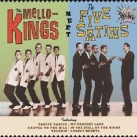 ESSENTIAL DOO WOP:THE MELLO-KINGS MEET THE FIVE SATINS CD NEUWARE