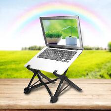 NEXSTAND Adjustable Foldable Laptop Stand Table Ergonomic 360° Heatsink Tray