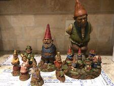 Tom Clark Lot of 17 Gnomes