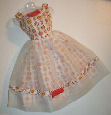 "1 Pcs Handmade Silver Cheongsam Dress for 11/""  Doll Party PipHK"