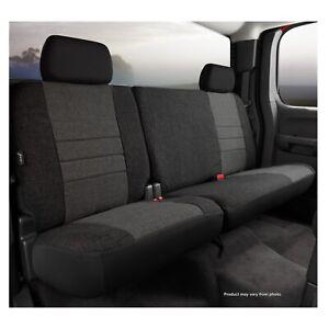 Fia OE32-38 CHARC Rear OE 60/40 Seat Cover for Ford F-150 Super Duty Crew Cab