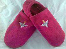 Parachute regiment XL handmade slippers men