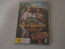 DVD Hamish And Andy's South America Gap Year (Brand New Sealed)