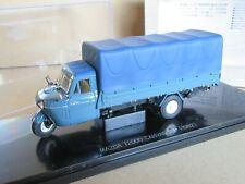 193 Ebbro 43849 Mazda T2000 Canvas Top 1962 Bleu 1:43 + Boite