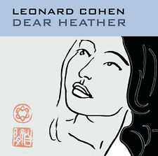Leonard Cohen - Dear Heather CD - Brand New & Sealed!! - Villanelle For Our Time