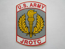 AUTOCOLLANT STICKER US ARMY JROTC JUNIOR RESERVE OFFICER'S TRAINING CORPS