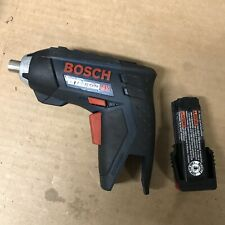 Bosch SPS10 Compact Powered Drill Screwdriver with battery ~ no charger