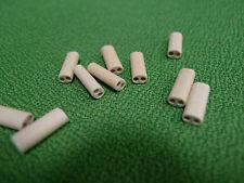 Ceramica isolante TWIN BORE TUBI alluminoso in porcellana 525 TERMICA Syndicate