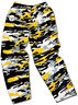 Zubaz NFL Football Men's Pittsburgh Steelers Camo Pants