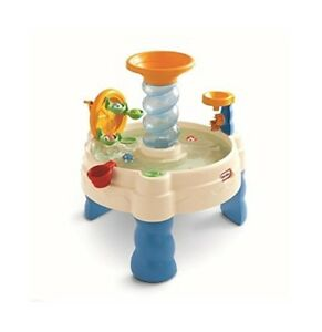 Little Tikes Spiralin' Seas Waterpark Play Table Kids Toddler Play Toy
