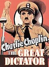 The Great Dictator (Dvd, 2000, Windowboxed)