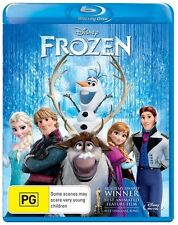 Frozen (Blu-ray, 2014) - New/Sealed