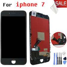 For iPhone 7 LCD Touch Screen Assembly Replacement Digitizer Black 4.7""