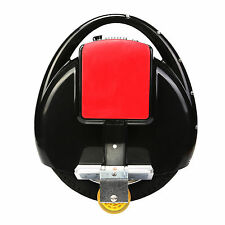 Black One Wheel Smart Self Balance Electric Unicycle Scooter Balancing Wheel