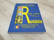 2019 Romania Numismatic Coin Catalogue, latest edition book, 1867-2019 coins