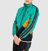 Men's Ellesse Jacket Lapaccio Full Zip Retro 90s Track Jacket US Sizes S and M