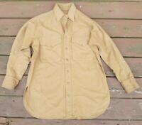 Original WWII WW2 USMC US Military Wool Uniform Shirt Jacket