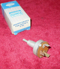 1954 Ford Mainline Customline Crestline Victoria Sunliner NOS HEATER SWITCH