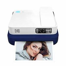 Kodak Smile Classic Digital Instant Camera with Bluetooth (Blue) 16MP Pictures,