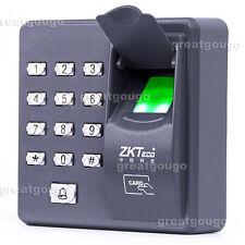 Mini Biometric Fingerprint with RFID Reader Door Access Control Controller X6