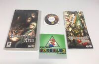 Dragoneer's Aria For Sony Playstation Portable PSP Complete