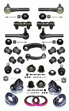 22 Piece Tie Rod Ball Joint Idler Pitman Arm Suspension Kit  83-95 Chevy G10 G20